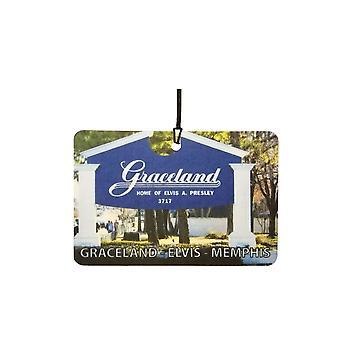 Graceland - Elvis - Memphis Car Air Freshener