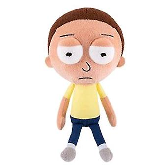 Rick and Morty Morty Plush