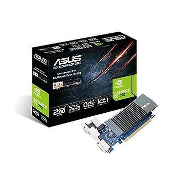 ASUS GF gt710-SL-2gd5-BRK 2GB GDDR5 954mhz DVI HDMI