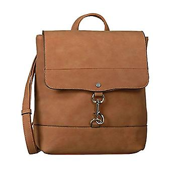 Tom Tailor Acc Fria - Brown Women's Backpack Bags (Cognac) 26.5x28x99.5 cm (W x H L)