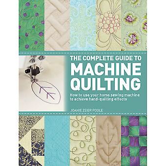 St. Martin's Books Complete Guide To Machine Quilting Sm 4253
