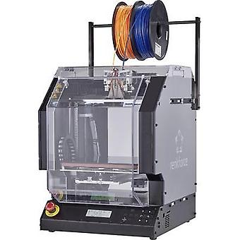 Polycarbonate enclosure Suitable for (3D printer): Renkforce RF2000, Renkforce RF1000