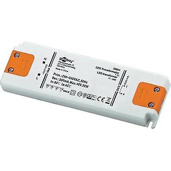 GoobayLED driverGoobay constante actual LED Driver 500 mA/20 W 30604