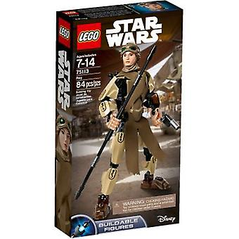 Lego 75113 Rey (Toys , Constructions , Characters And Animals)