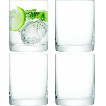 Lsa Otis Glasses 260ml Clear x 4 (Home , Kitchen , Kitchenware and pastries , Glasswares)