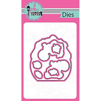 Pink And Main Dies-Nut House, 7/Pkg PNM011
