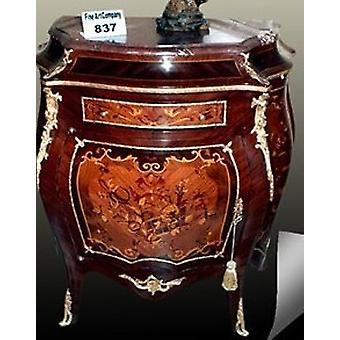 baroque chest of drawers cupboard louis pre victorian antique style MoKm0837