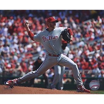 Roy Halladay 2010 Action Sports bilde (10 x 8)