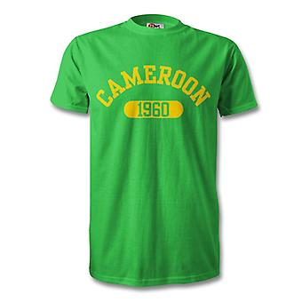 Cameroon Independence 1960 Kids T-Shirt