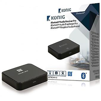 König Advanced audio receiver with Bluetooth wireless technology