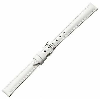 MorellatoStrapOnly-TwingoNapaLeatherWhite12mmA01D1877875017CR12 Watch