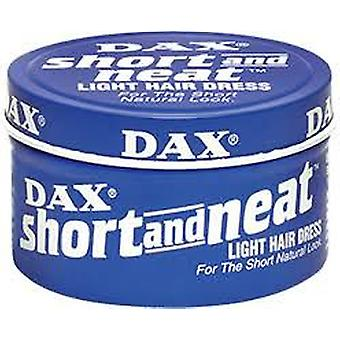 Dax Short & Neat 3,5Oz - (Man , Hair Care , Hairstyling , Styling Products)
