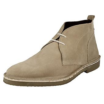 Mens Base London Ankle Boots Hammock