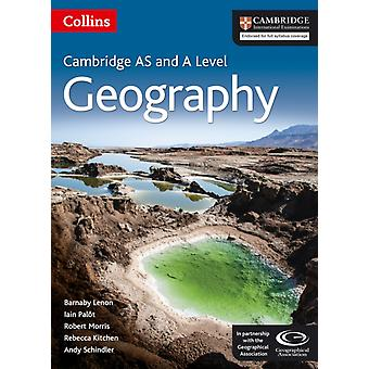 Collins Cambridge AS and A Level - Cambridge AS and A Level Geography Student Book (Paperback) by Lenon Barnaby J. Palot Iain Morris Robert Kitchen Rebecca Schindler Andy