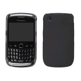 Wireless Solutions Two Piece Hybrid Snap-On Case for BlackBerry 8520 Curve2, 933