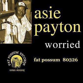 Asie Payton - Worried [Vinyl] USA import