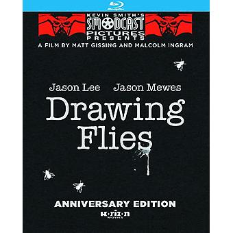 Tegning fluer: Anniversary Edition [BLU-RAY] USA importerer