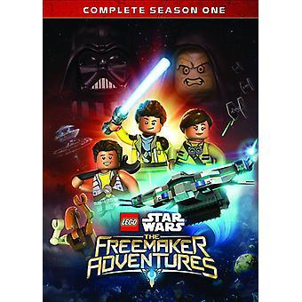LEGO Star Wars: Freemaker Adventures [DVD] Stati Uniti importare