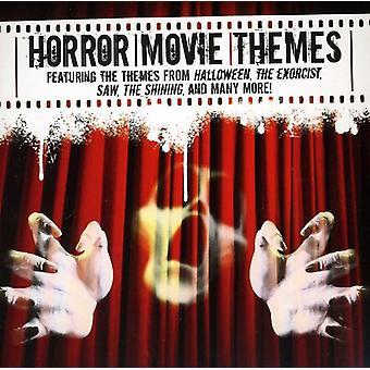 Grim Reaper spillere - Horror filmtemaer [CD] USA importerer