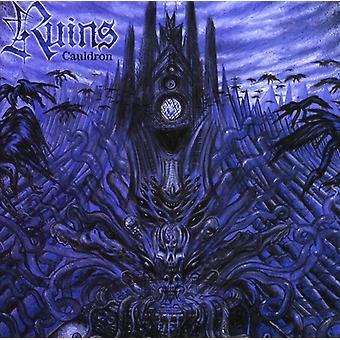 Ruins - Cauldron [CD] USA import