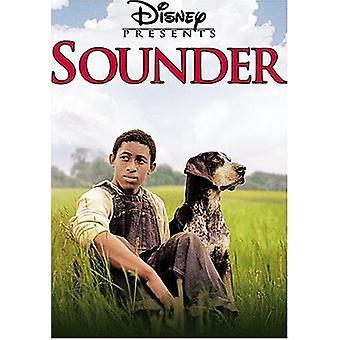 Sounder [DVD] USA import