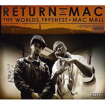 Verdens friskeste & Mac Mall - returnering Mac [CD] USA importen
