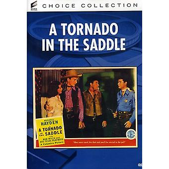 Tornado in the Saddle [DVD] USA import