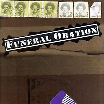 Funeral Oration - Funeral Oration [Vinyl] USA import