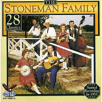 Stoneman Family - 28 Classics [CD] USA import