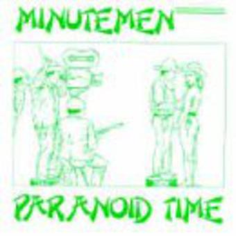 Minutemen - Paranoid tid [CD] USA importerer