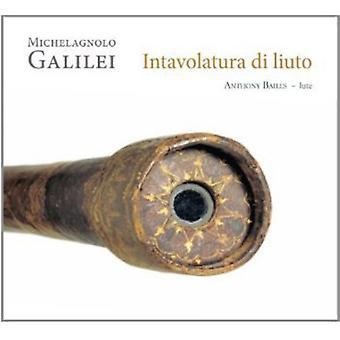Galilei/Bailes - Intavolatura Di Liuto [CD] USA import