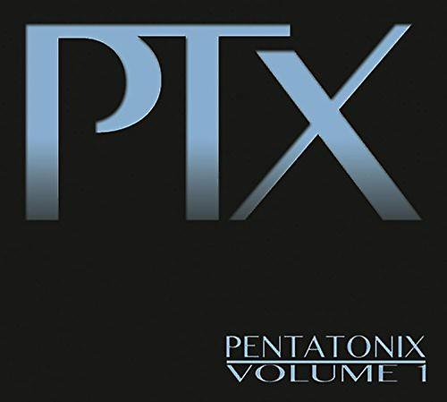 Pentatonix - Ptx 1 [CD] USA import