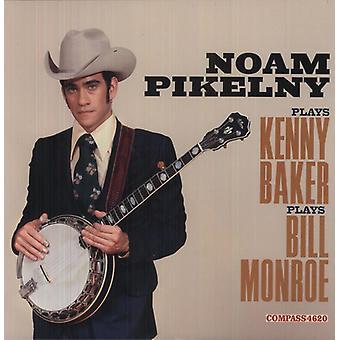Noam Pikelny - Noam Pikelny Plays Kenny Baker Plays Bill Monroe [Vinyl] USA import