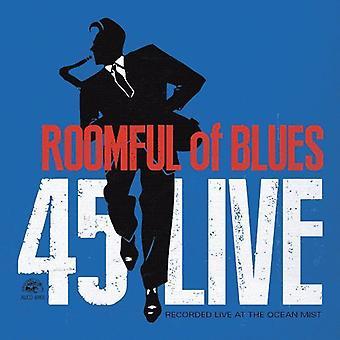 Stuen fuld af Blues - 45 Live [CD] USA import