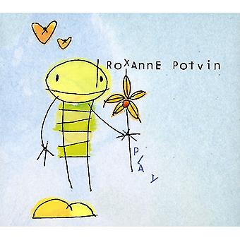 Roxanne Potvin - Play [CD] USA import