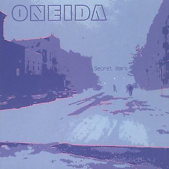 Oneida - Secret Wars [CD] USA importerer