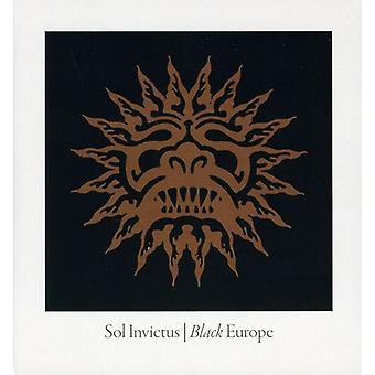 Sol Invictus - sort Europa [CD] USA import