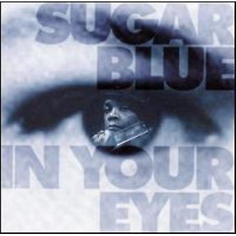 Azúcar azul - en la importación de USA de sus ojos [CD]