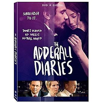 Adderall Diaries [DVD] USA import