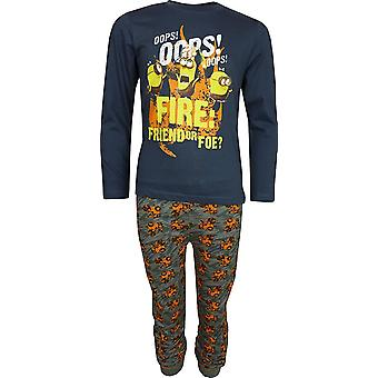 Despicable Me Minions Pyjamas Long Sleeve