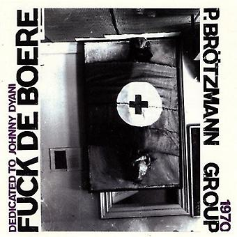 Peter Brotzmann - 1968-70 F-K De Boere [CD] USA import