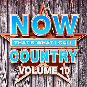 Various Artist - Now 10: That's What I Call Country [CD] USA import
