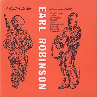 Earl Robinson - Walk in the Sun & Other Songs & Ballads [CD] USA import
