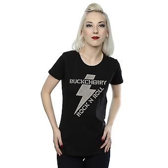 Buckcherry Women's Rock N Roll Bolt T-Shirt