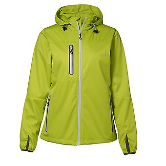 ID Womens/Ladies Lightweight Fitted Three-Layer Soft Shell Jacket