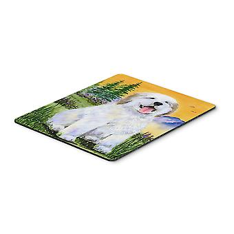 Carolines Treasures  SS8469MP Great Pyrenees Mouse Pad / Hot Pad / Trivet