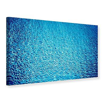 Canvas Print duik