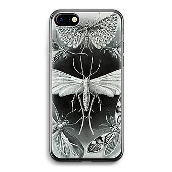 iPhone 7 Transparent Case (Soft) - Haeckel Tineida