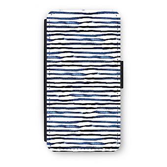 Samsung Galaxy A5 (2017) Flip Case - Surprising lines