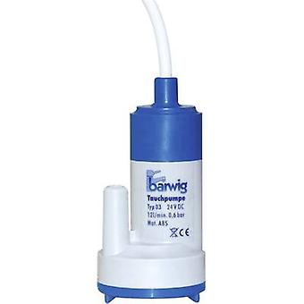 Low voltage submersible pump Barwig 03-24 720 l/h